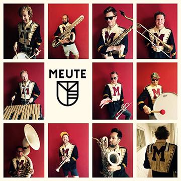 MEUTE : premier album
