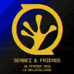 Release party Senbeï & Friends