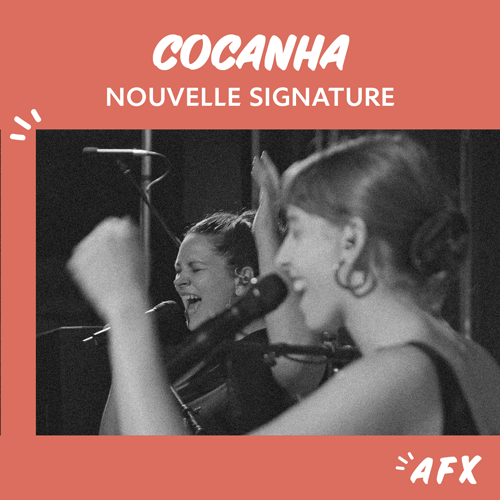 New roster addition : Cocanha